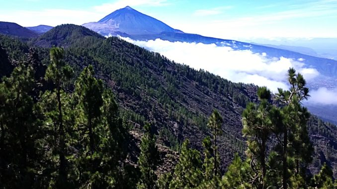 El Teide, en Tenerife (Islas Canarias)