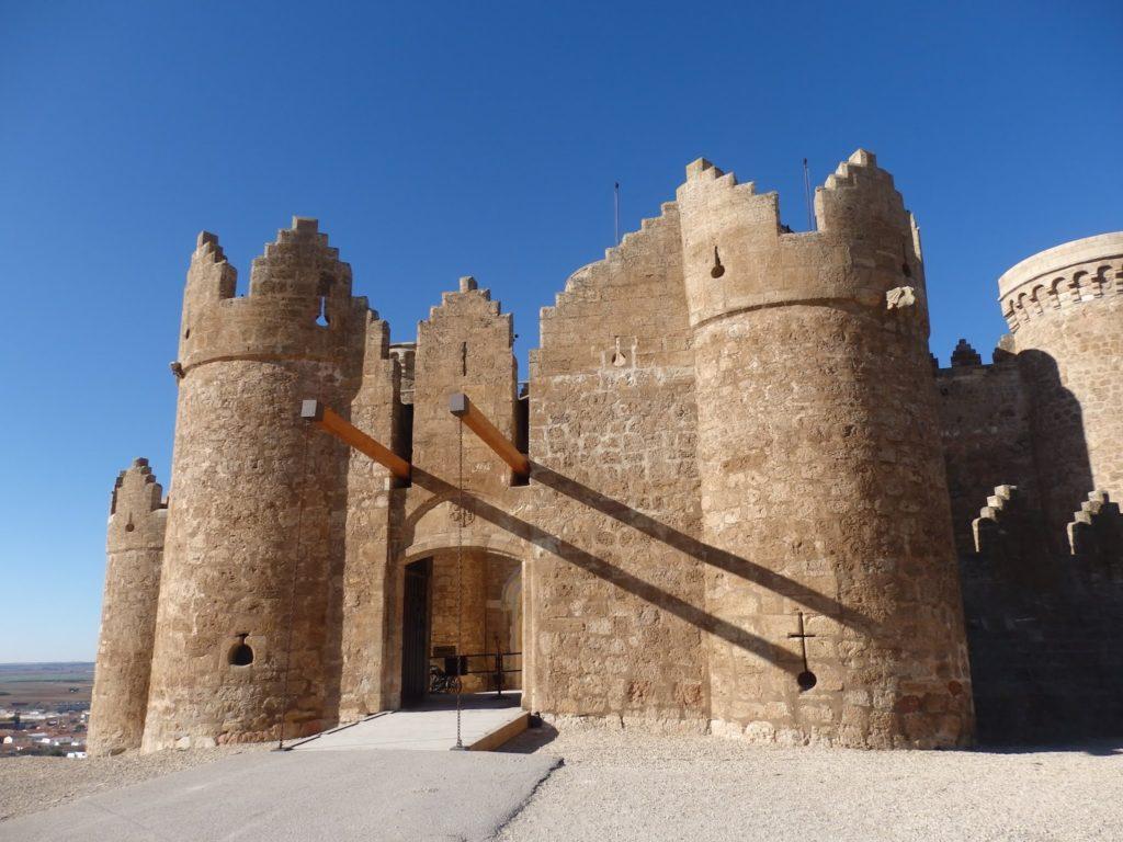 castillo toledo cuenca