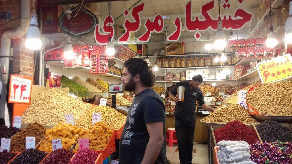 Bazar, tienda de especias Macu Llorente
