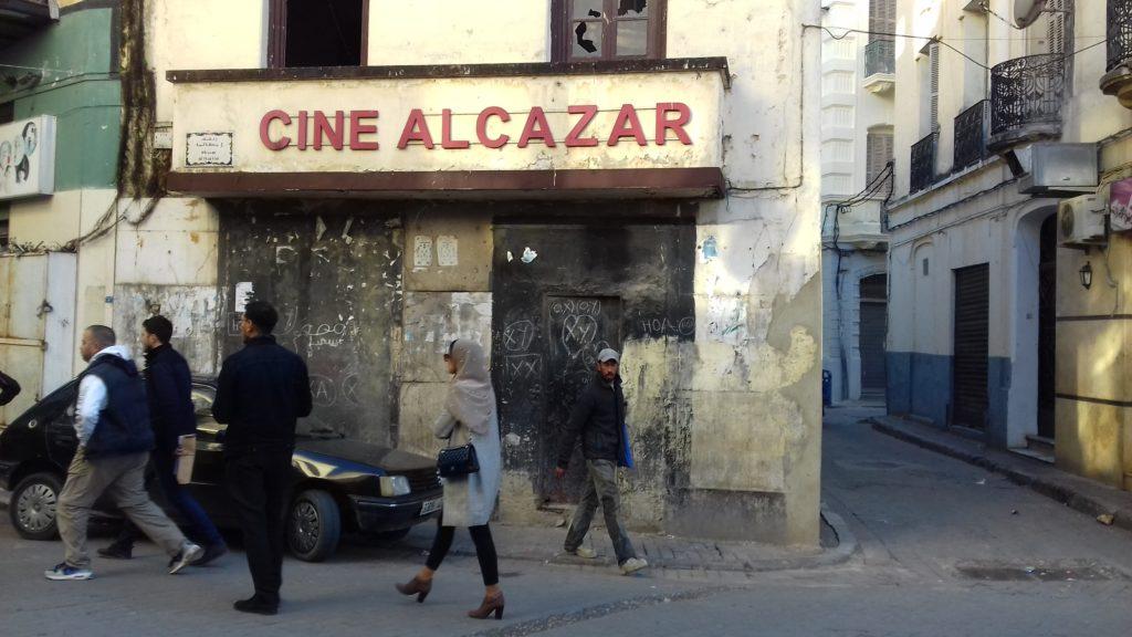 Cine Alcazar de Tánger
