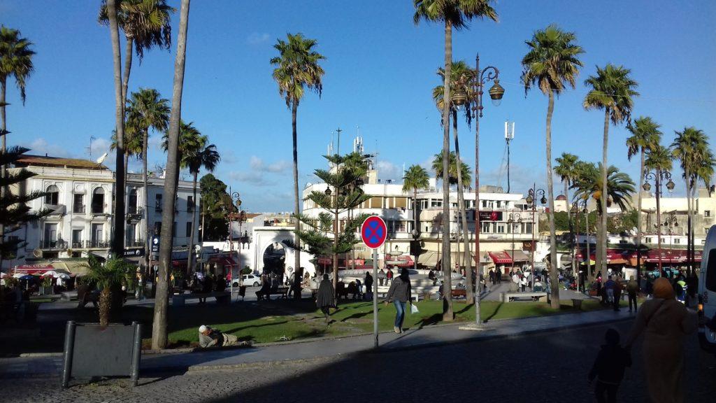 Plaza 9 Abril