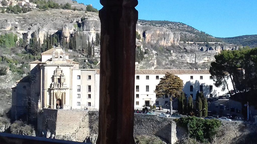 Panorámica de Cuenca.
