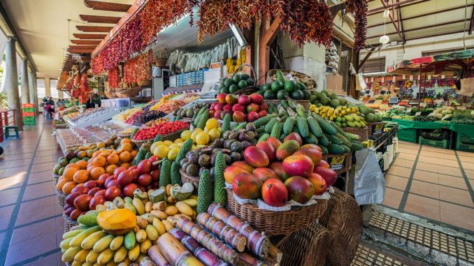 Mercado Municipal de Funchal (Madeira)
