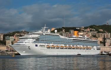 El Costa Crucero ha sido reformado en Singapur