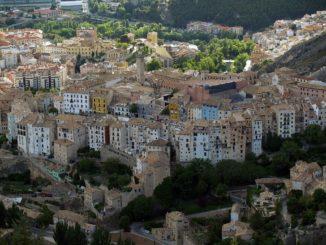 Cuenca desde las alturas