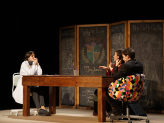 Tiza, Teatros Luchana