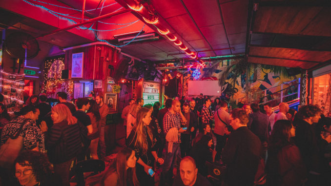 discoteca Kuli Alma, Tel Aviv/ Israe