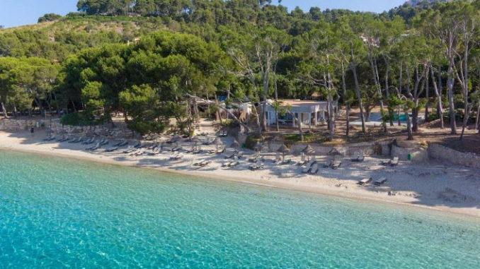 Playa de Formentor (Mallorca). Autor: Flymetothemoon