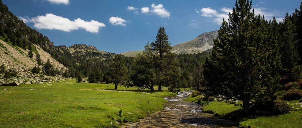 Vistas de Andorra, el país de los Pirineos. Autor: Turismo de Andorra.