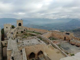 Vista del Castillo de Jaén. Autor: Héctor González/Soloqueremosviajar.com