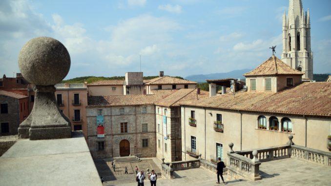 Girona, ecenario de Juego de Tronos