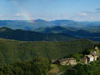 Vistas de Ascaso (Huesca)