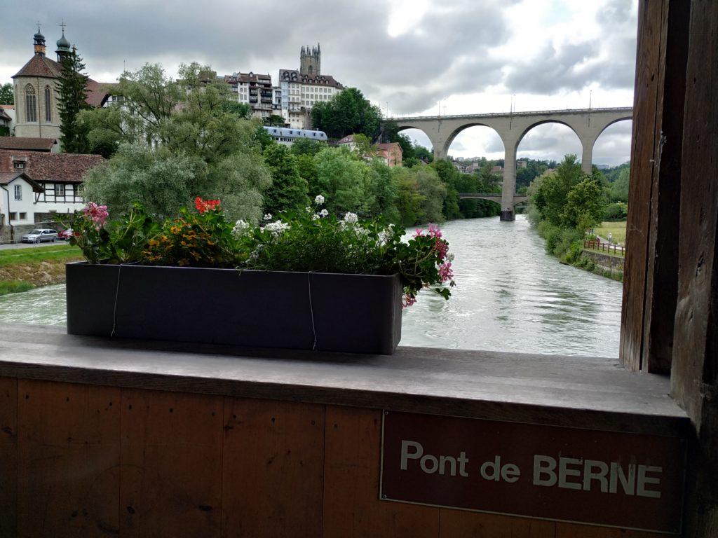 Friburgo desde el Puente de Berna (Friburgo). Autor: Manuel Marzo/Solo Queremos Viajar