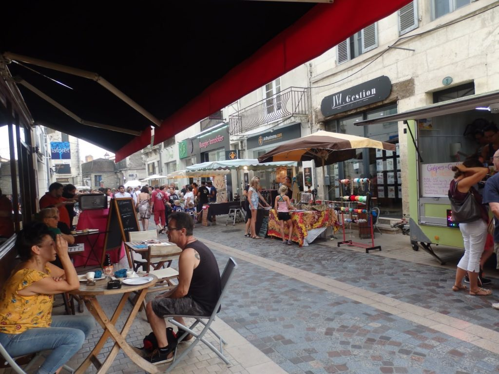 Mercado de Perigeuex (Francia). Autor: Héctor González/Solo Queremos Viajar