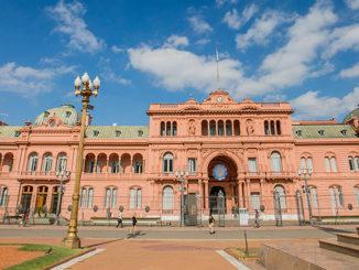 Imagen de la Casa Rosada (Buenos Aires, Argentina). Autor: Turismo de Buenos Aires.