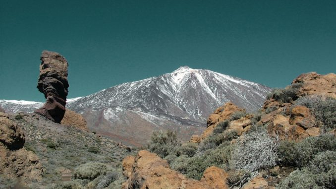 El Teide, en Tenerife