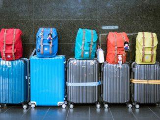 En vacaciones, no sin mis maletas