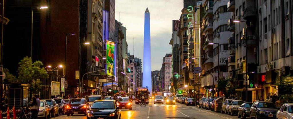Obelisco, emblema de Buenos Aires. Autor: Turismo de Buenos Aires.