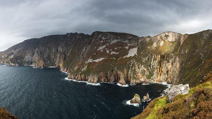Los acantilados de Slieve League. Autor: Turismo de Irlanda