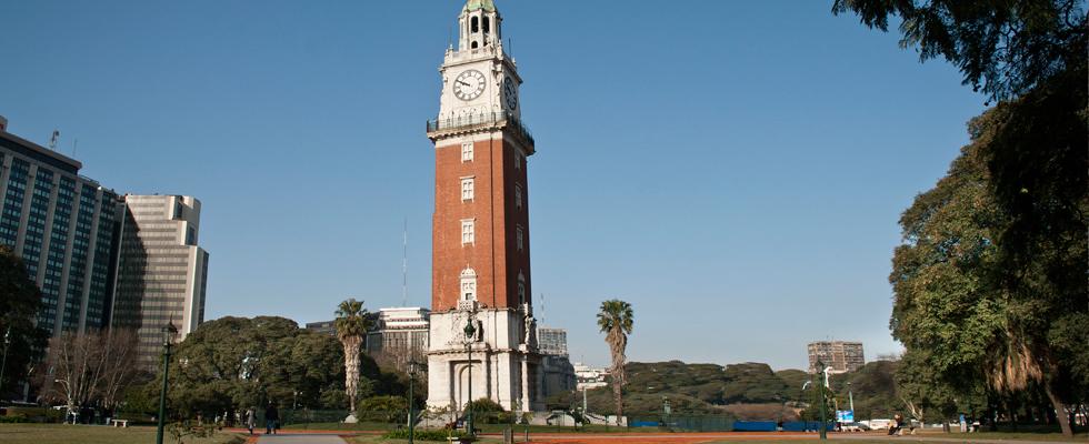 Imagen de la Torre Monumental. Autor: Turismo de Buenos Aires.
