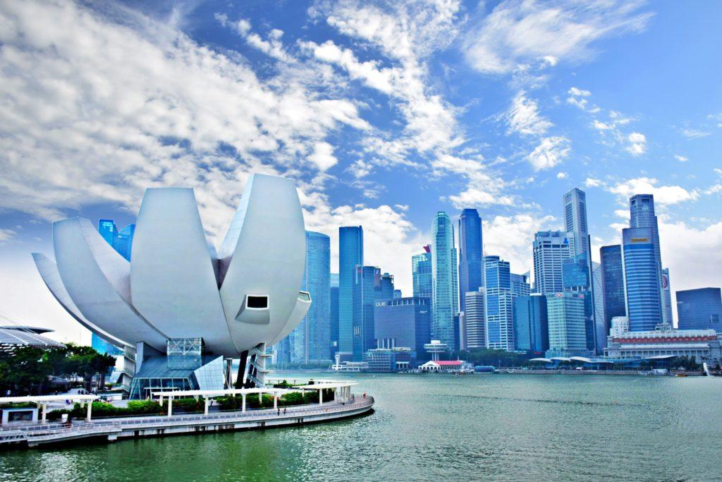 9. Singapur 1