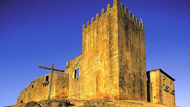 Castillo de Belmonte. Autor: Turismo de Portugal.