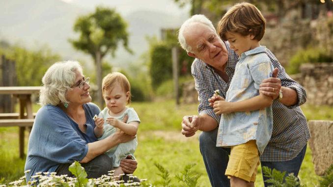 Viajes para abuelos y nietos