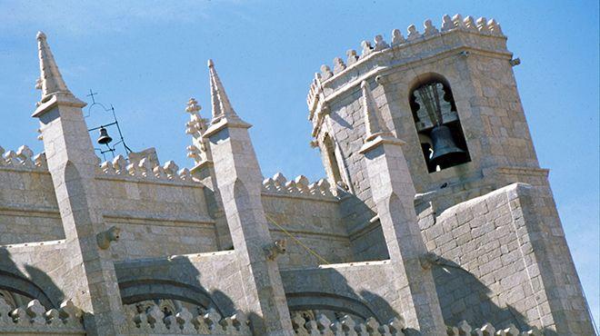 Catedral de Guarda. Autor: Turismo de Portugal.