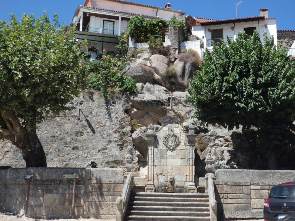 Fuente de Castelo Novo (Portugal). Autor: Héctor González/Solo Queremos Viajar.