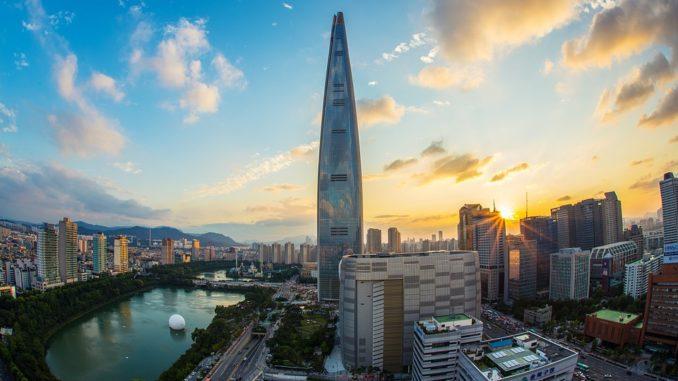 Torre Lotte World