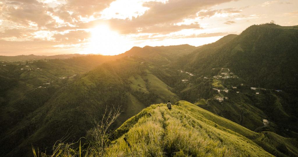 Montañas de Puerto Rico