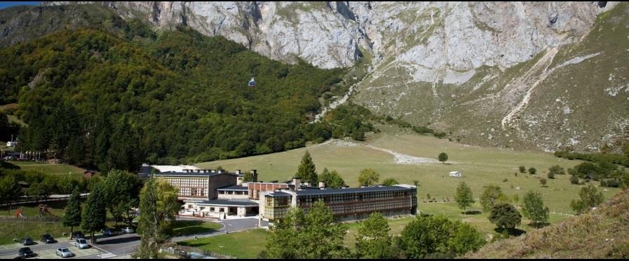 Parador Fuente Dé (Cantabria)