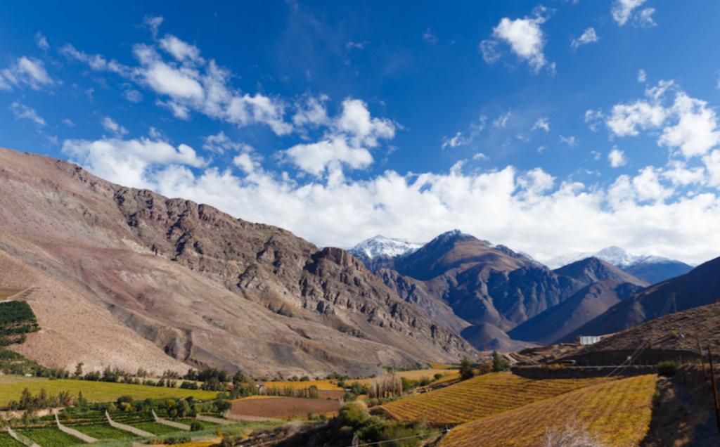 unnaValle de Elqui. Cortersía Chile Travel.med