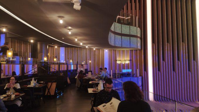 Restaurante Canalla Bistro, Madrid