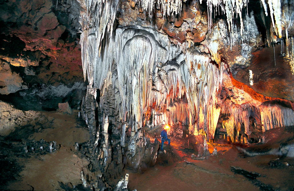 Cueva El Soplao (Cantanbria)