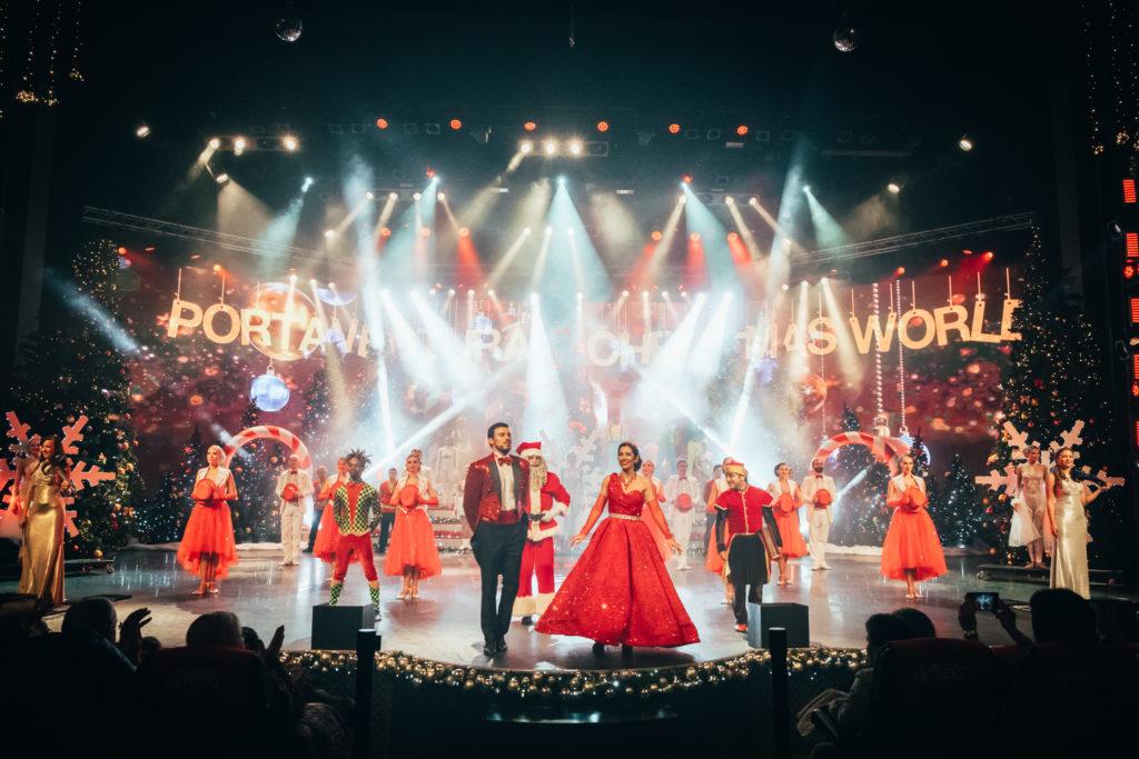 Shows navideños en PortAventura World