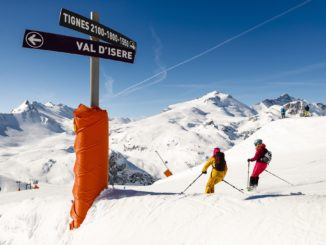 Tinges y Val d'Isère (Francia)