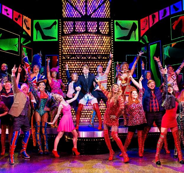 Musicales de Broadway en el NCL Encore