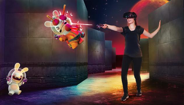 Realidad Virtual en el NCL Encore