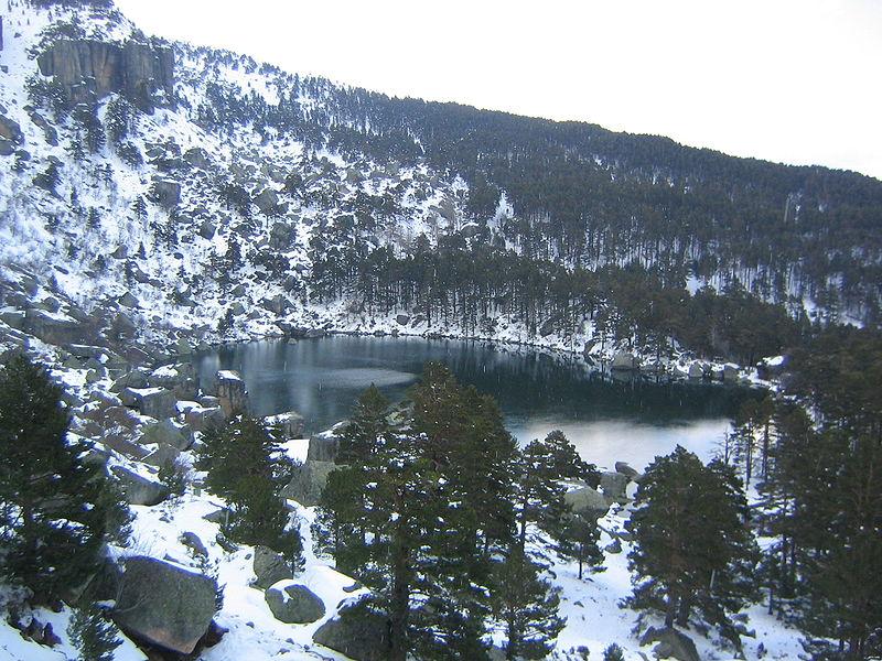 Laguna Negra de Urbión (Soria)