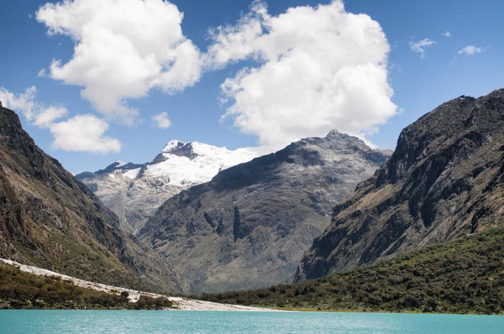 Laguna de Llanganuco (Perú)