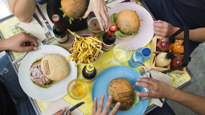 Restaurante Timesburg, Madrid