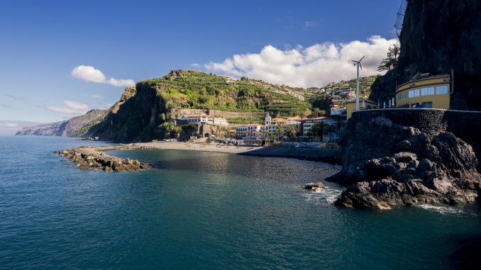Cais da Ponta do Sol (Madeira, Portugal)
