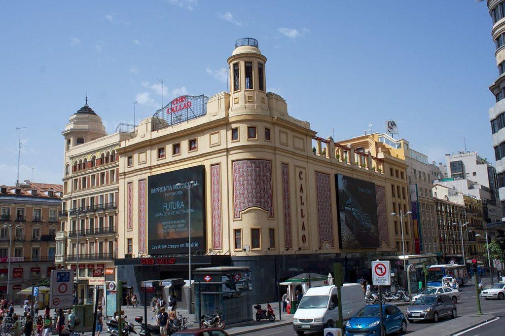 Cine Callao (Madrid)