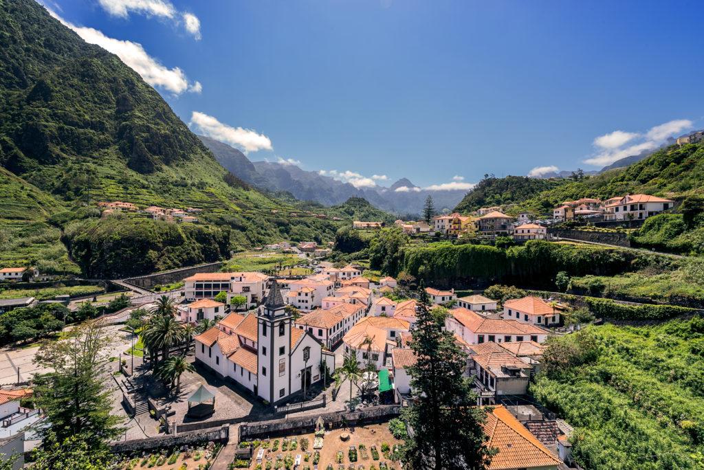 Sao Vicente Vila (Madeira, Portugal)