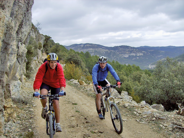 Rutas en bicicleta por Benicàssim