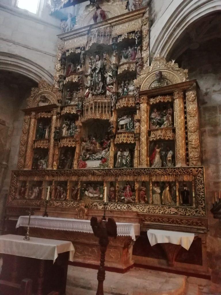 Retablo de la Asunción (Villaescusa de Haro).