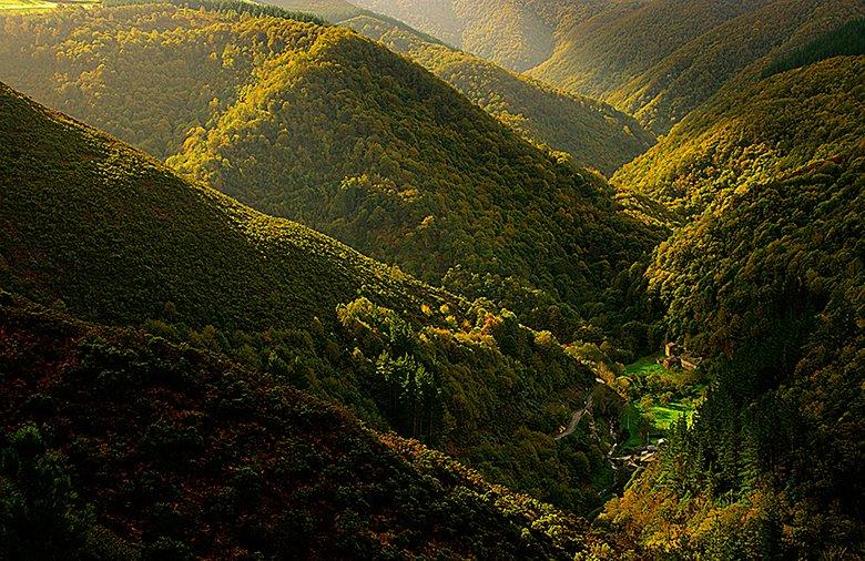As Veigas, en Taramundi (Asturias)