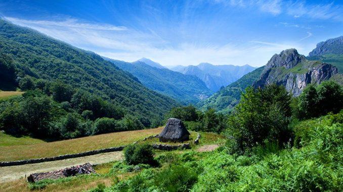 Braña en Somiedo (Asturias)