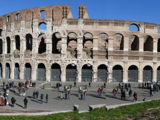 Coliseo de Roma (Italia)
